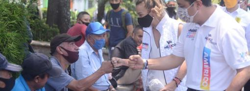 Como diputado federal exigiré tarifas eléctricas justas para Veracruz: Américo Zúñiga