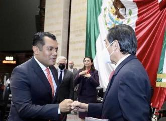 Todos están incluidos en el Paquete Económico 2022, lo analizaremos con responsabilidad, madurez y visión de Estado: Diputado Presidente Sergio Gutiérrez
