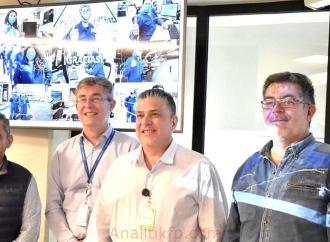 Acuerdan SSP-Braskem Idesa-Pemex fortalecimiento de seguridad en zona industrial Coatzacoalcos-Nanchital