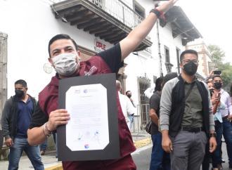 En Morena Veracruz hay más unidad que nunca: Gómez Cazarín