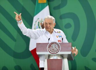 Los que gobernaron hace poco en Veracruz venían de lo peor del PRI, dice AMLO sobre Yunes