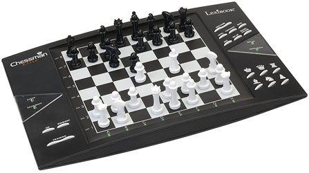 Lexibook - Ajedrez electrónico Chessman Elite