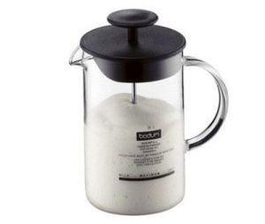 Espumadora manual Bodum Latteo - Batidor de leche con asa