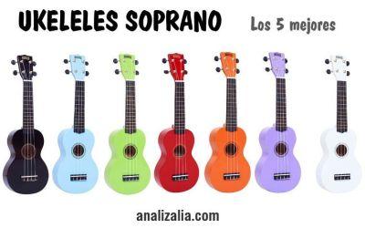 Qué ukelele soprano comprar. Comparativa de los 5 mejores