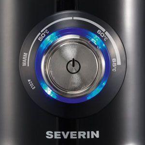 Severin espumador selector temperatura