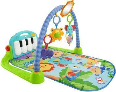 gimnasio bebe fisher price piano pataditas