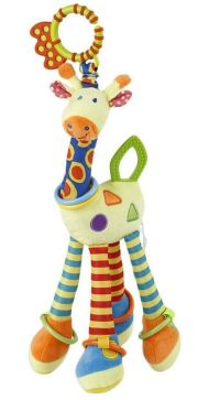 NUOLUX Silla de paseo girafa colgante