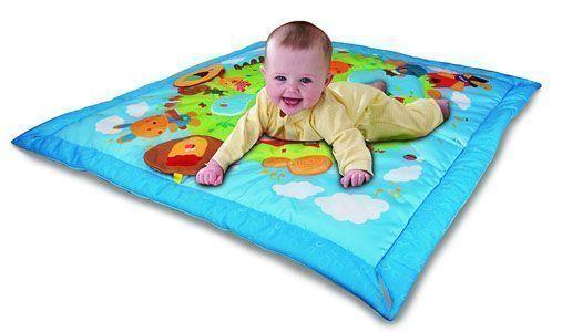 gimnasio bebe vtech manta convertible en gimnasio