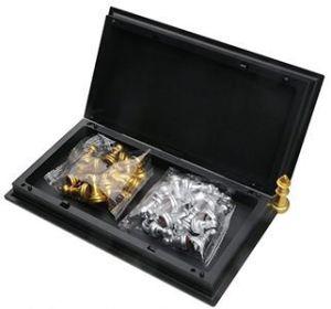 Comprar Tablero De Ajedrez Portátil Plegable Magnético De Fajiabao barato 1