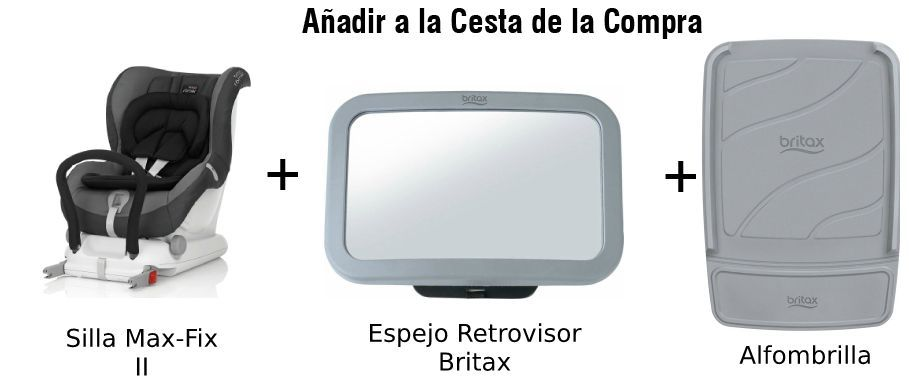 Paquete britax