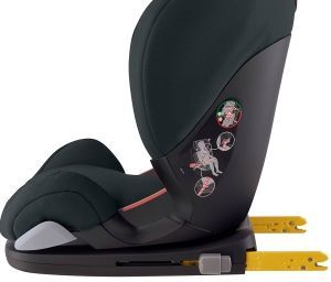 isofix rodifix airprotect silla
