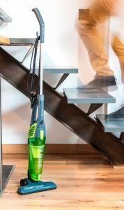 aspiradora vertical sin bolsa cecotec