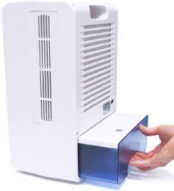 dep{osito agua extraible deshumidificador pro breeze