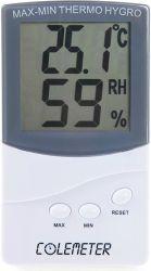 colemeter termometro higrometro