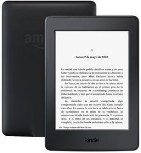 lector de ebook e-reader Kindle Paperwhite