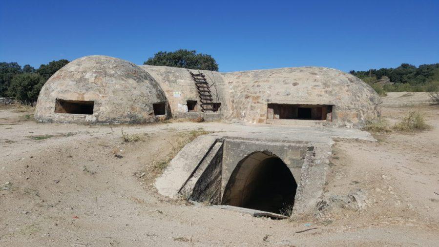 Visita al Bunker Blockhaus 13 de la Guerra Civil Española
