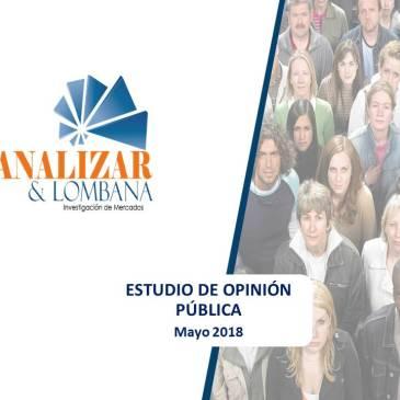 Estudio de Opinión Pública Presidenciales Colombia – Medición Mayo 2018 – Valle del Cauca