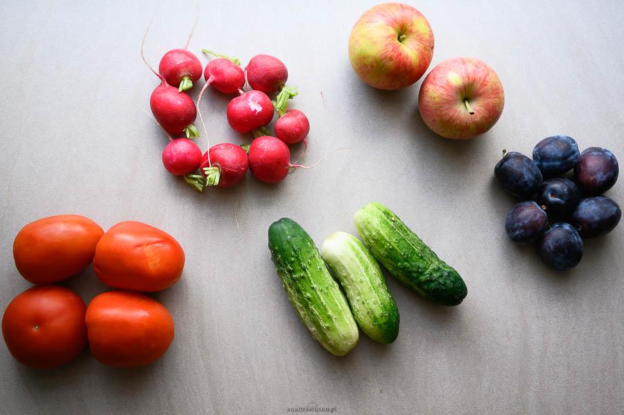 Usuwamy pestycydy z warzyw i owoców