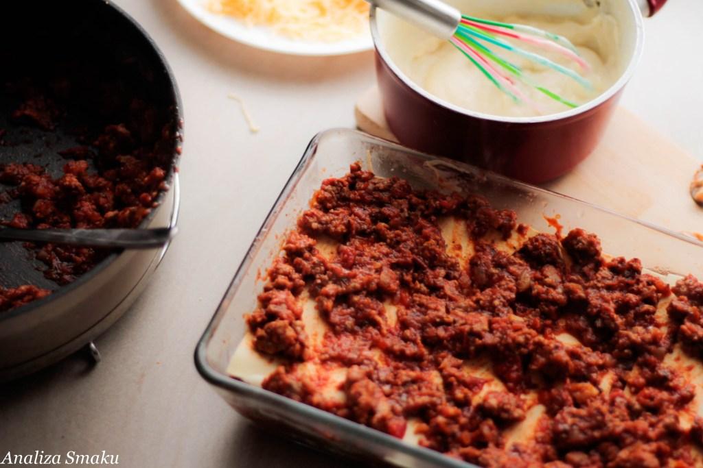 lazania lasagne
