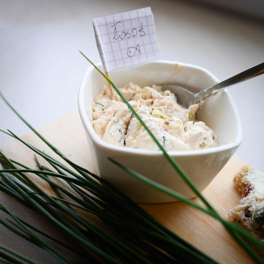 pasta łososiowa