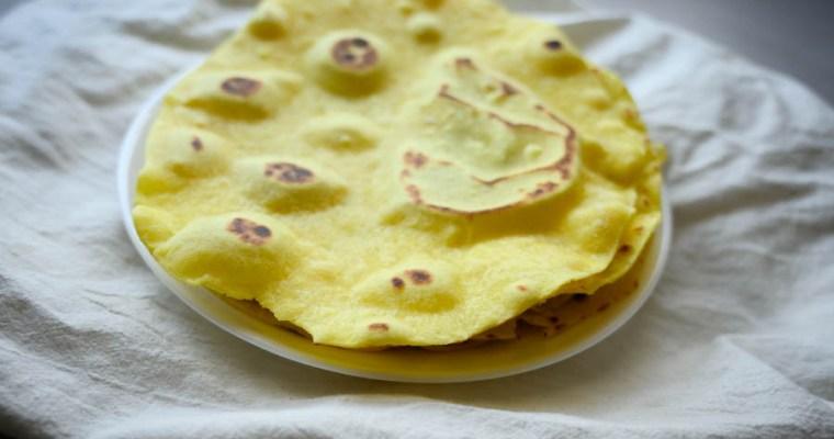 Tortilla kukurydziana