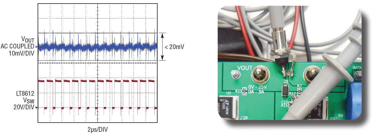 High Performance Portable DC Bench Power Supply: Save