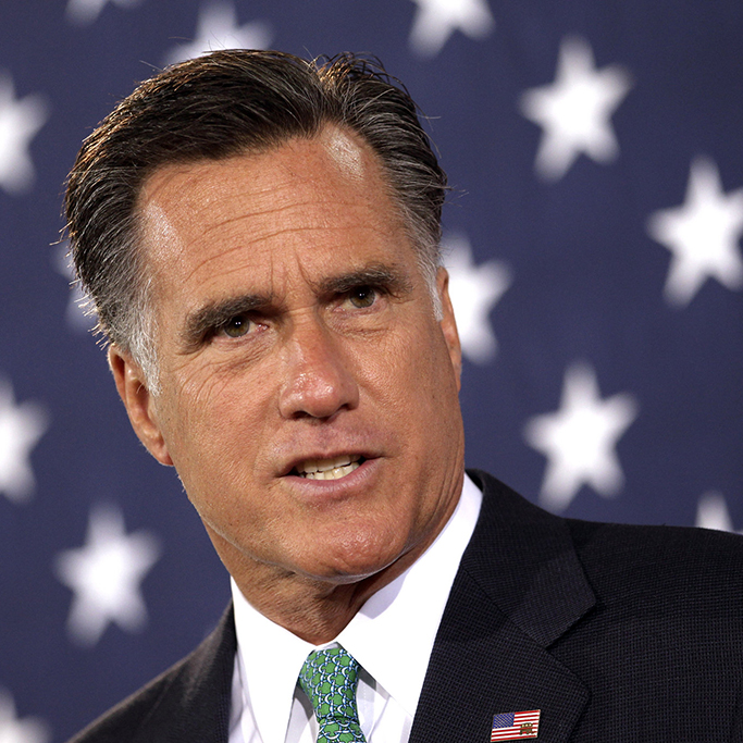 NO BREAD-BAG REPUBLICAN — In 2016, Mitt Romney Won't Run. Here's Why