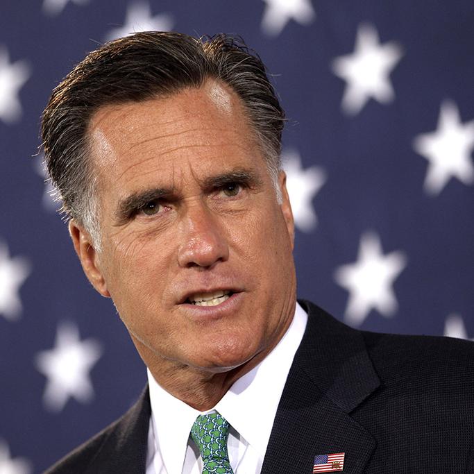 NO BREAD-BAG REPUBLICAN — In 2016, Mitt Romney Won't Run. Here's Why