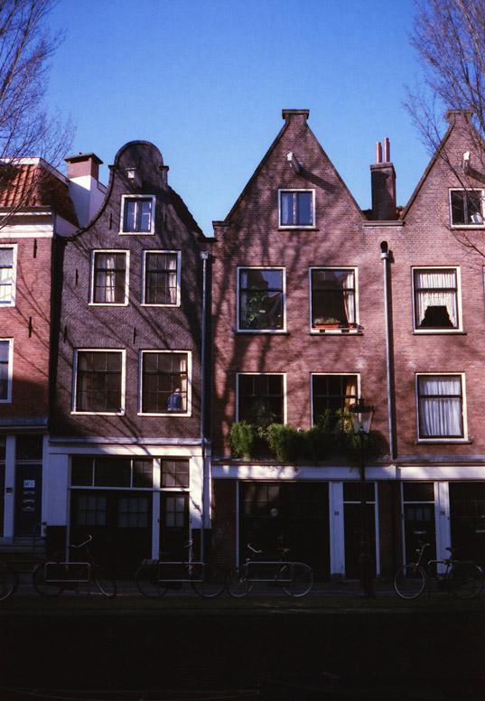 Amsterdam, Minolta Hi-Matic AF2, Fuji Superia Xtra 400