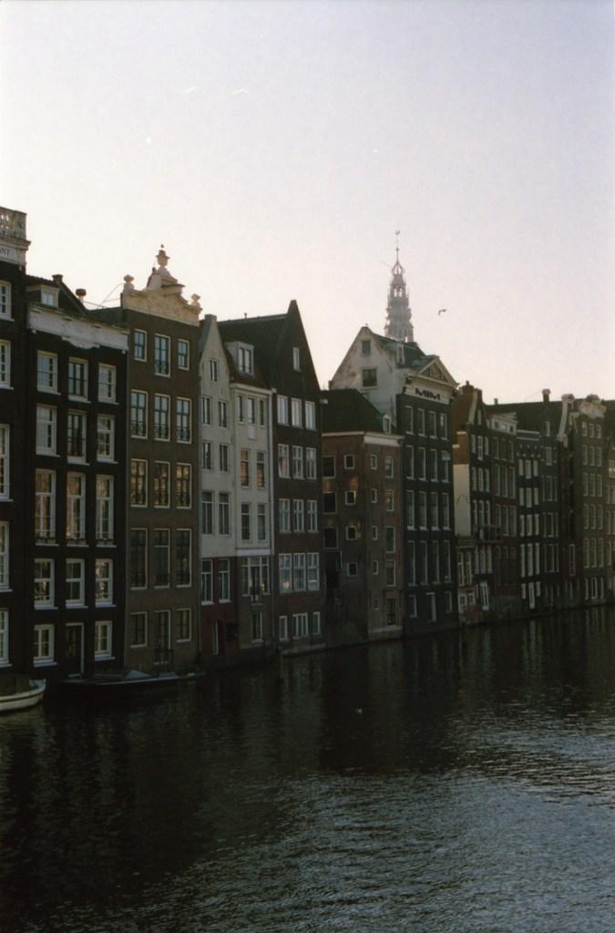 Amsterdam, Canon A1, Lomo 800
