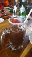 Bere cu ceva mega iute