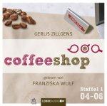 Blitzempfehlung - Coffeeshop von Gerlis Zillgens gelesen von Franziska Wulf