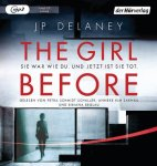 (Hörbuch) The Girl before - JP Delaney