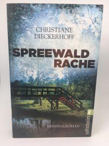 Buch Spreewaldrache von Christiane Dieckerhoff