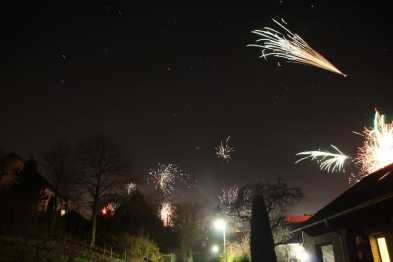 Silvester 2019 - Frohes neues Jahr