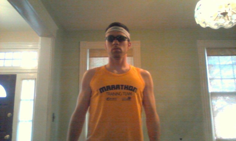 Today's Run for the Boston Marathon bombing victims