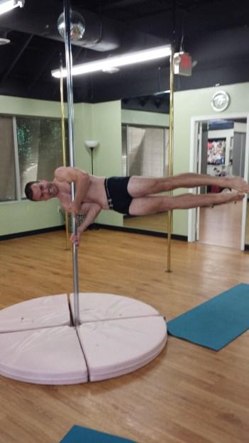 Pole Dancing Lesson
