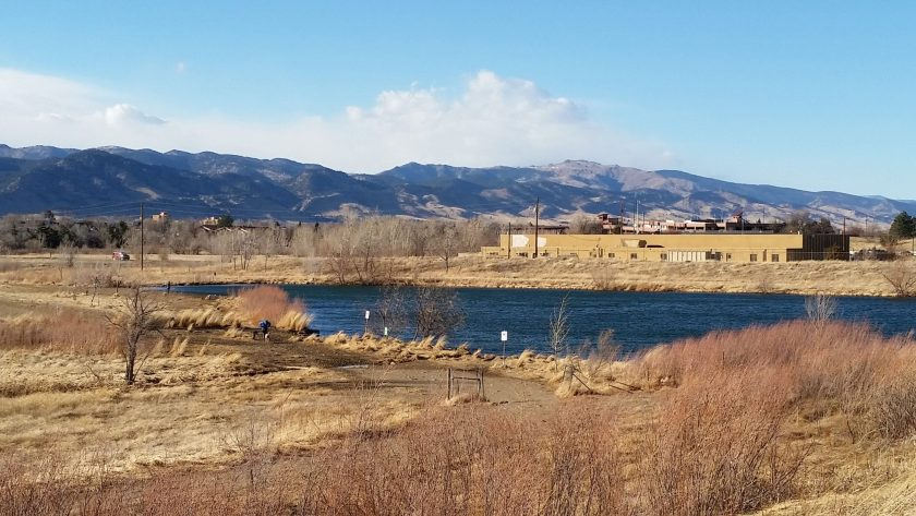 Mosquito Lake, Boulder Colorado