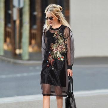 mulheres-plus-size-roupas-2017-malha-transparente-sexy-dress-beading-lantejoulas-peacock-imagem-solto-malha-dress