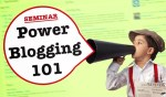 power-blogging-101