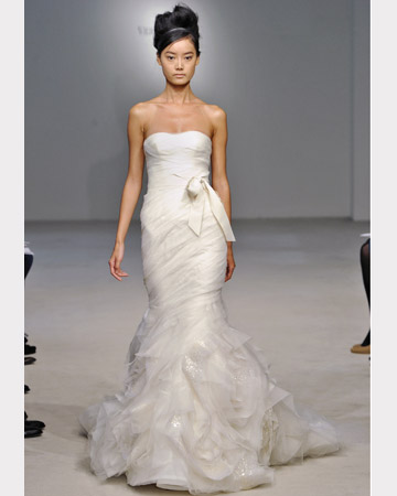 photo grab from google. Vera Wang gemma gown