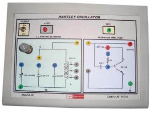 Hartley Oscillator: Working and Design using Op amp  Analyse A Meter