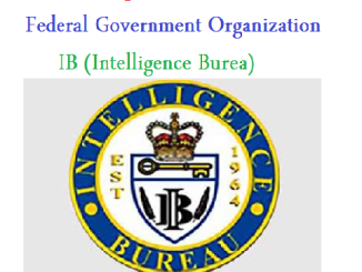Past Papers Assistant Director Federal Government Organization Intelligence Bureau IB