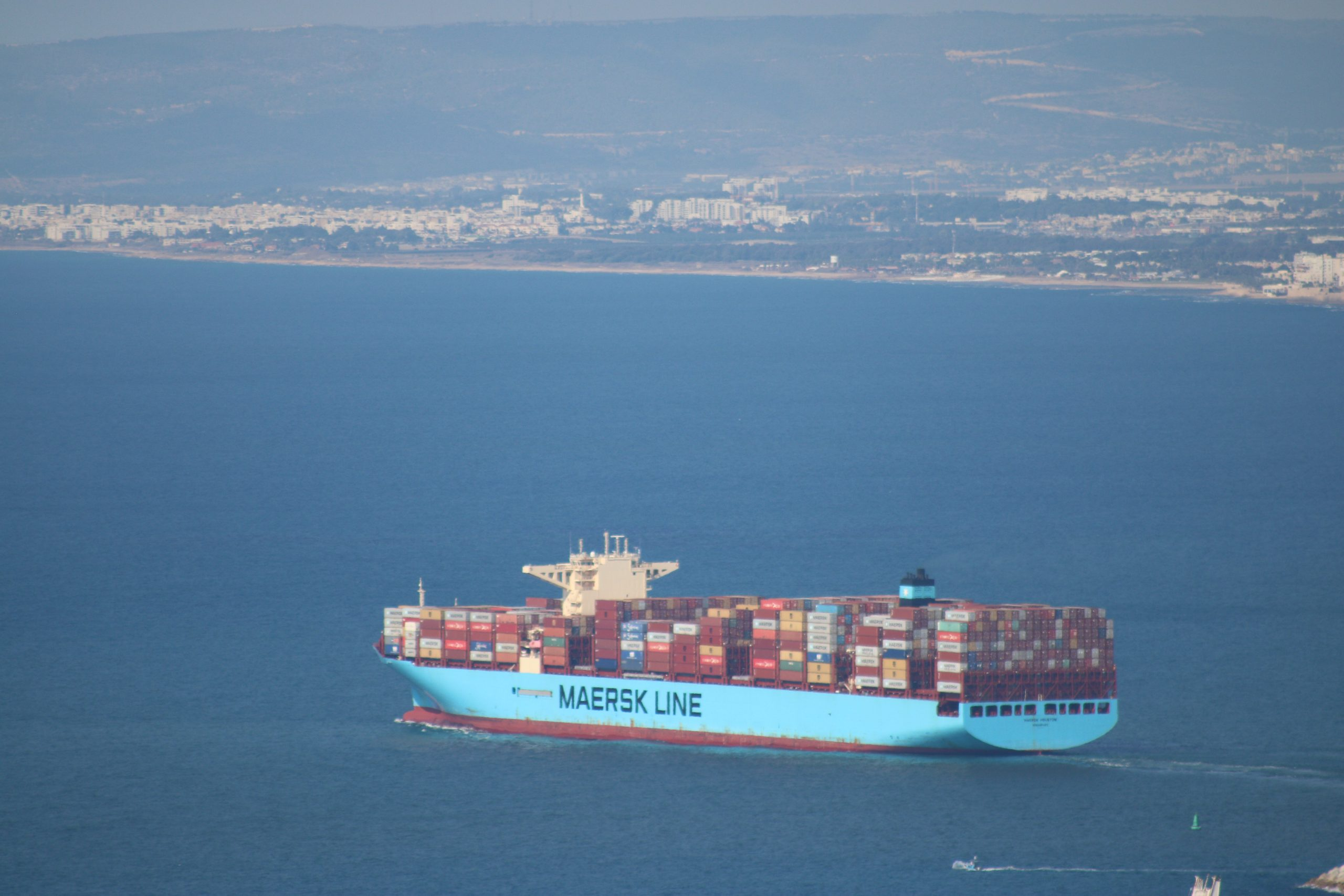 Maersk upgrades expectations