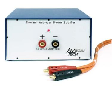 Power Booster for High Current Testing