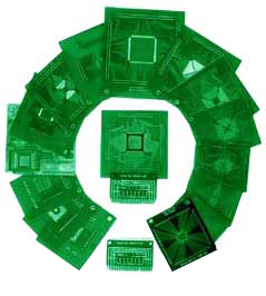 Printed Circuit Board - Test Fixturing