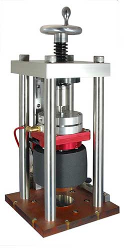 Thermal Interface Material Tester -Left View
