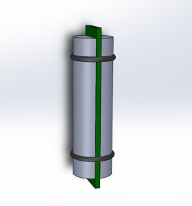 CTE Tester Thin Sample Holder for measuring the coefficient of linear thermal expansion of rigid sheet materials
