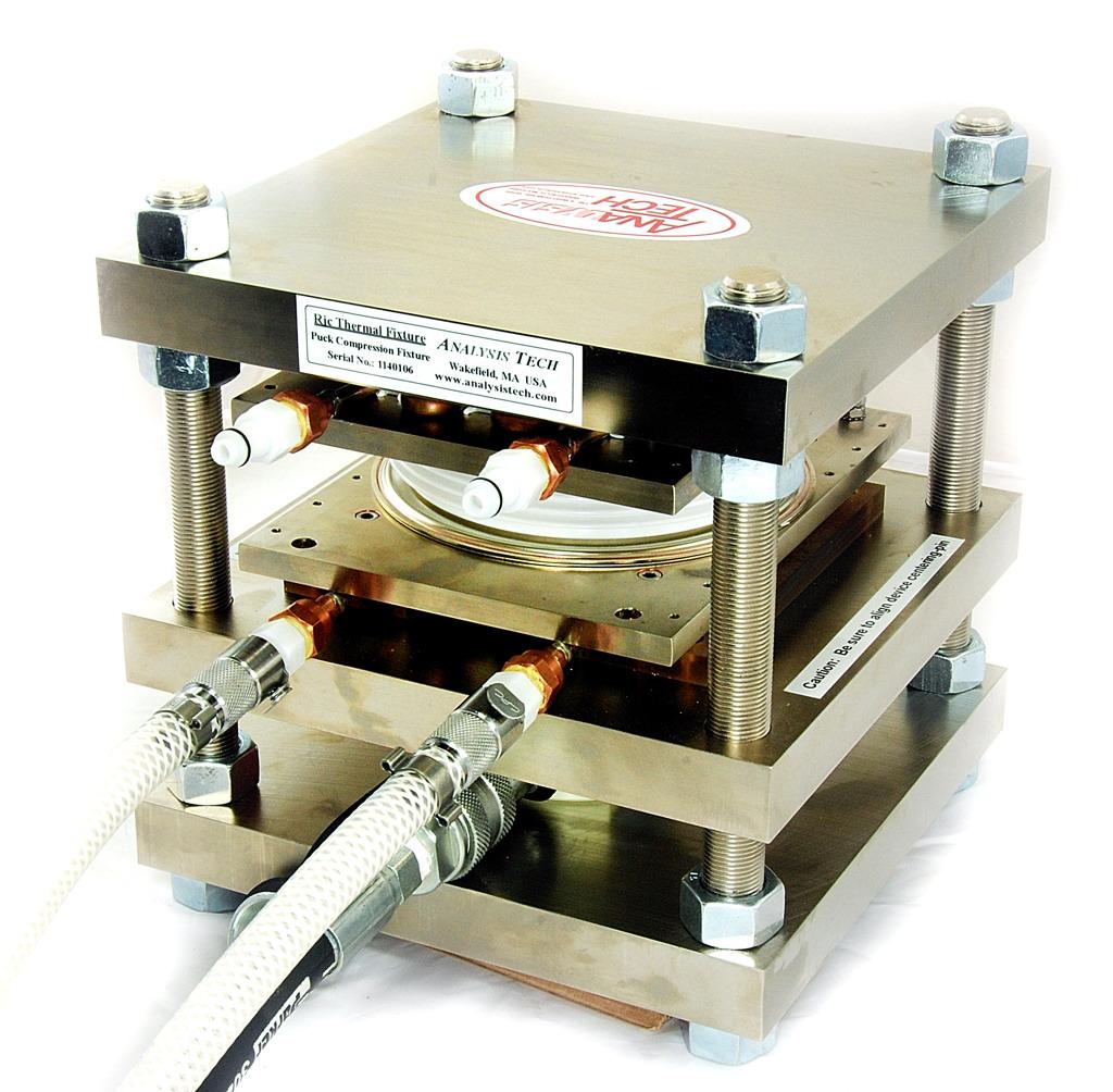 Rjc Liquid Power-Puck Test Fixture - Analysis Tech