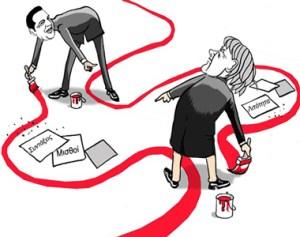 ΕΙΚΟΝΑ---Ελλάδα,-Γερμανία,-διαπραγματεύσεις,-κόκκινες-γραμμές